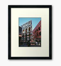 Buildings Framed Print
