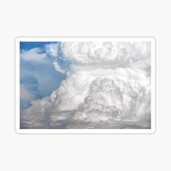 Cumulonimbus Sticker