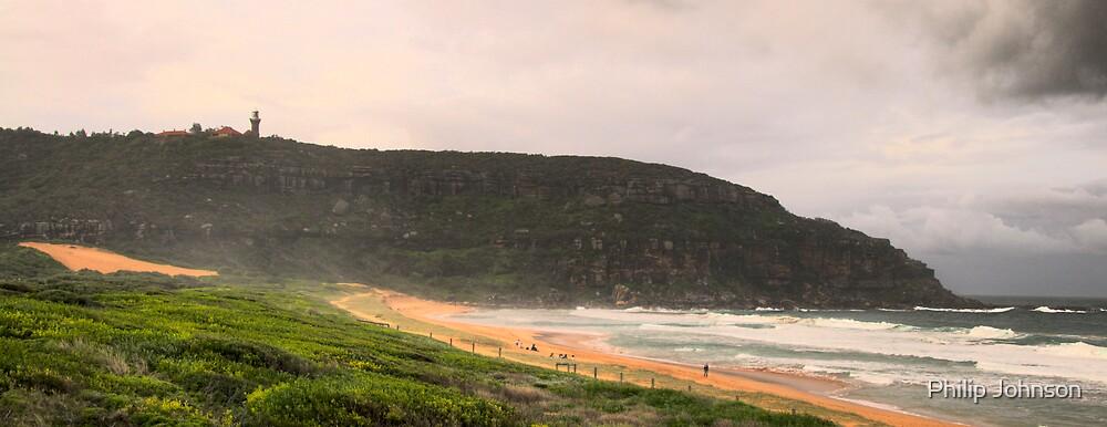 Solitary - - Palm Beach - Sydney Beaches - The HDR Series - Sydney,Australia by Philip Johnson