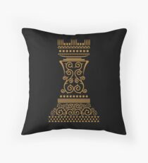 The Rook Throw Pillow