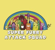 SUPER FURRY ATTACK SQUAD