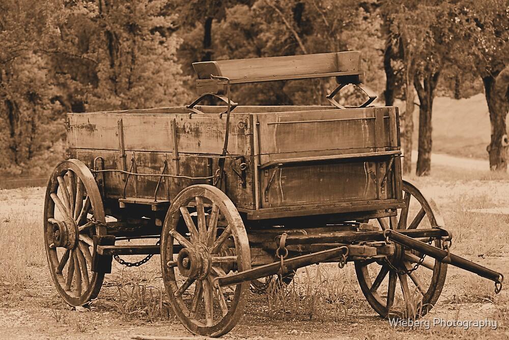 Wagon Wheels by Susie Wieberg