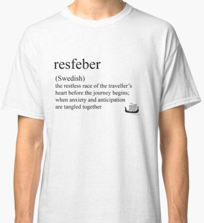 resferber- (swedish) statement tees & accessories Classic T-Shirt