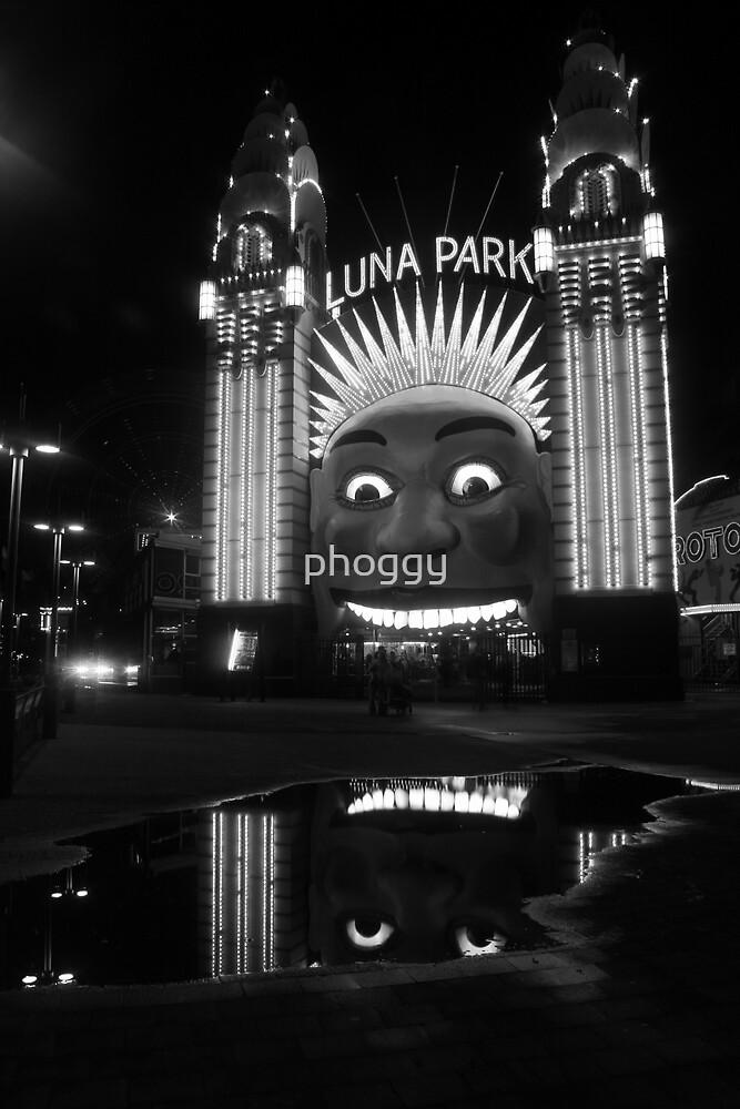 Luna Reflection 2 by phoggy