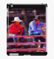 Rodeo Cowboys iPad Case/Skin