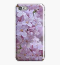 Lilacs at Sunset iPhone Case/Skin