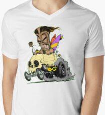 SKULL DRIVING TIKI  T-Shirt