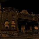 Geisterhaus # 2 von Evita