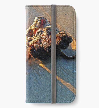 Aus dem Meer iPhone Flip-Case