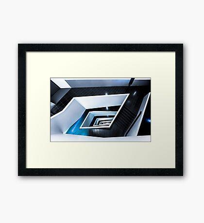 Stairs of Wonder 2 Framed Print