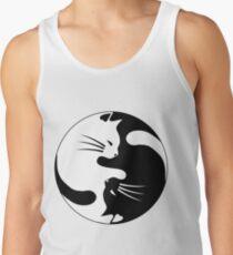 Katzen Yin Tank Top