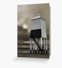 Burnham Light Greeting Card