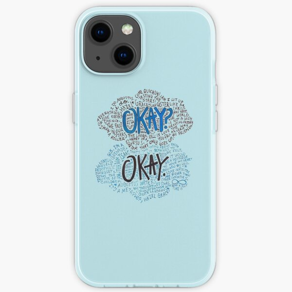 Okay Collage iPhone Soft Case