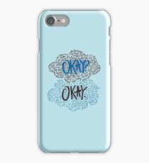 Okay Collage iPhone Case/Skin