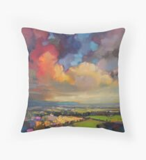 Fife Fields Throw Pillow