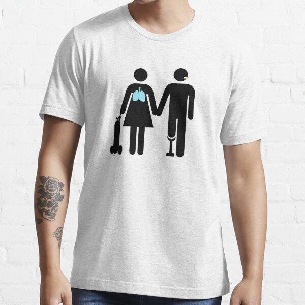 Hazel and Gus Essential T-Shirt
