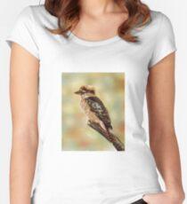 Kookaburra Women's Fitted Scoop T-Shirt
