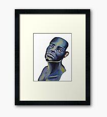 Inspiration from Vincent Framed Print