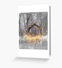 Over Grown.... Greeting Card