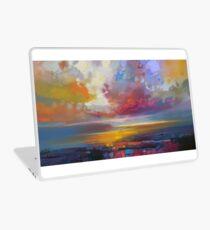 Uig Clouds Laptop Skin