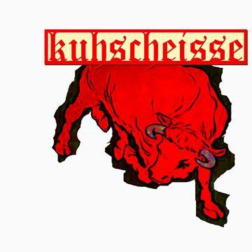 Kuhscheisse/Bullshit by devon