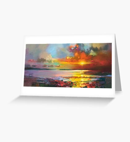 Legato Shore Greeting Card