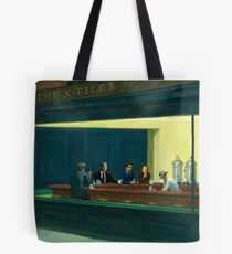 Boulevard of Lost Aliens Tote Bag
