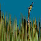 Snake in the Grass by JettKredo