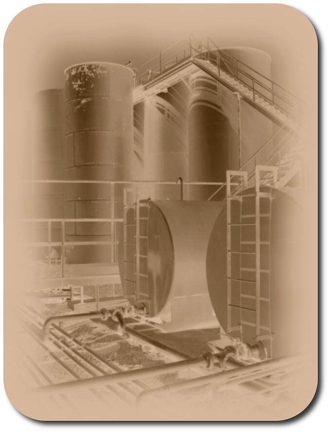 Industrial in sepia by Jimmy Joe