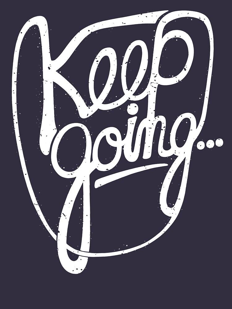 KEEP GO/NG by Angchor