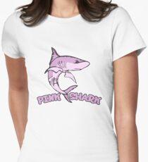 Shark t-shirt Women's Fitted T-Shirt