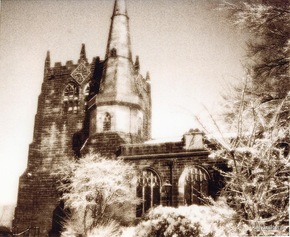 Ormskirk parish church by kenwalters