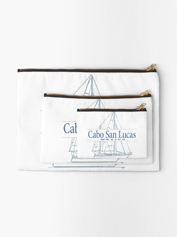 Alternate view of Cabo San Lucas Zipper Pouch