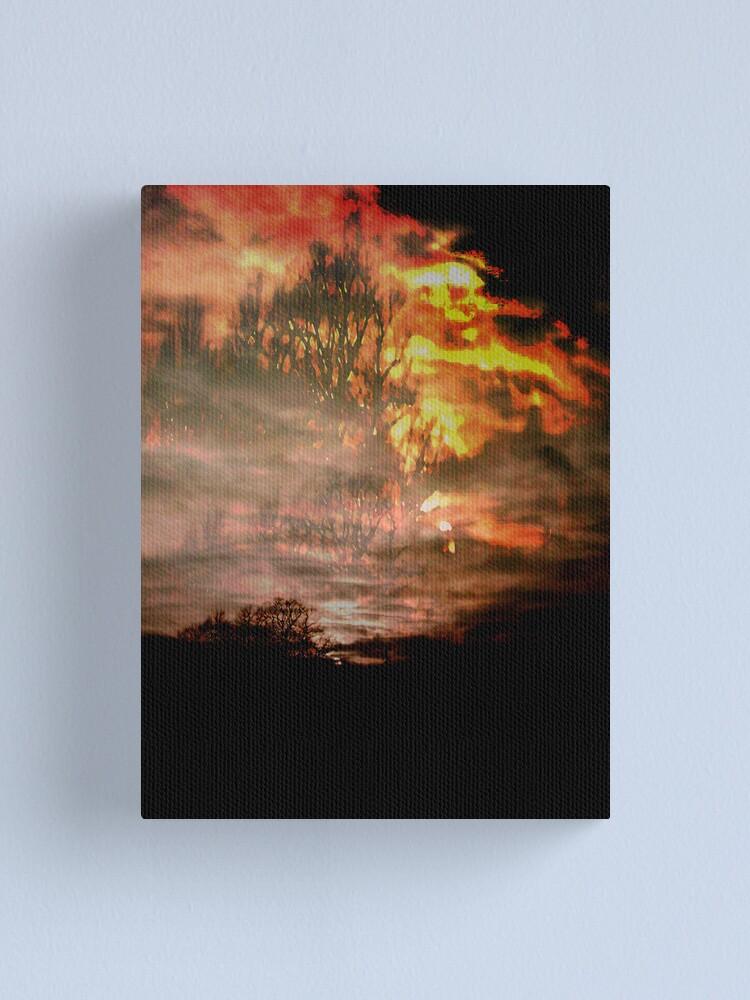 Alternate view of Revelations Canvas Print