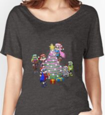 Fun Times With Woomys - Christmas Women's Relaxed Fit T-Shirt