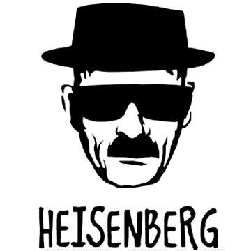 Breaking Bad - Heisenberg by KyleJDM4