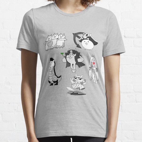 Battle Cats Essential T-Shirt