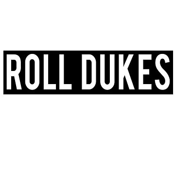 roll dukes by efara1