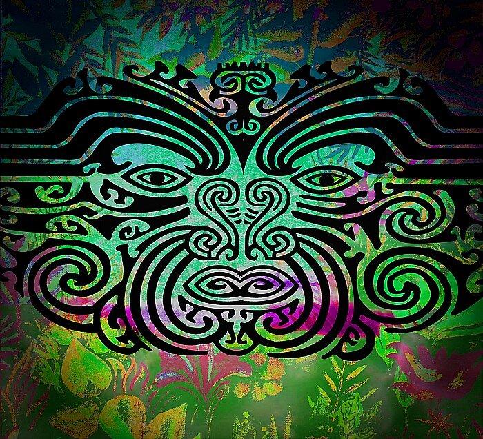 maori tattoo by Jimmy Joe