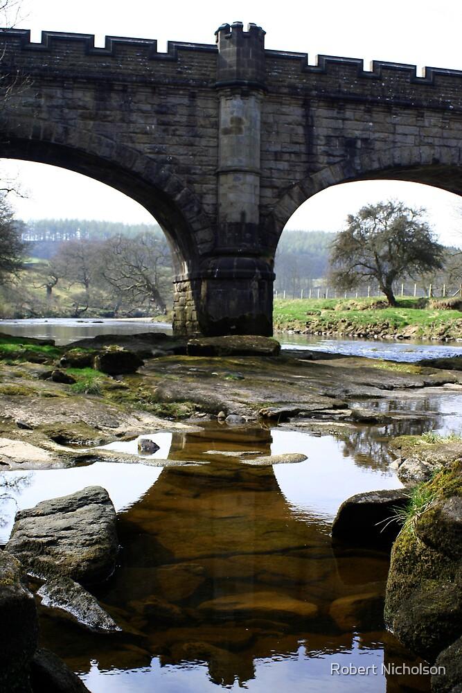 Barden Bridge, North Yorkshire by Robert Nicholson