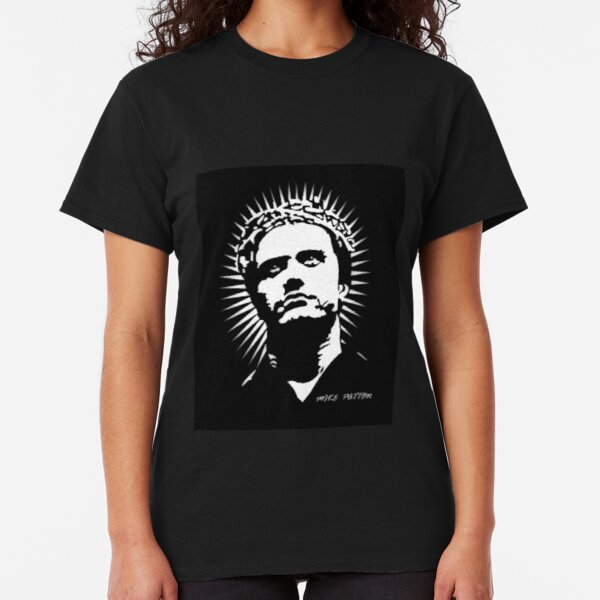 Mike Patton Lord and Savior (Black Background) Classic T-Shirt