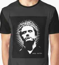 Mike Patton Lord and Savior Graphic T-Shirt