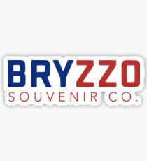 Bryzzo Souvenir Company Sticker