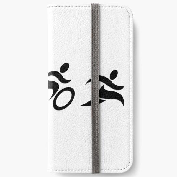 Triathlon iPhone Wallet