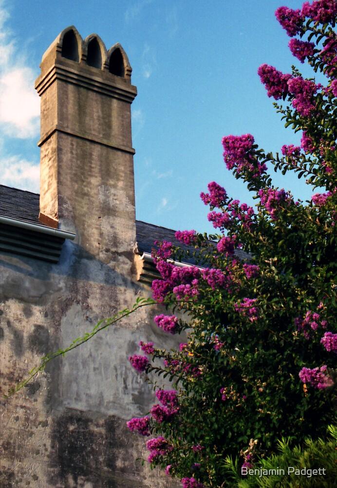 Charleston Chimney No. 1 by Benjamin Padgett