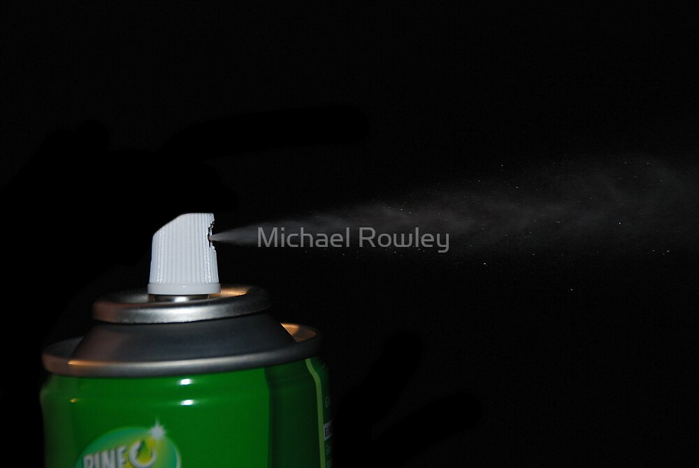 Pine O Clean by Michael Rowley