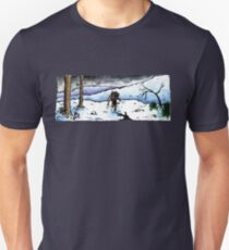 Weapon X escapes Unisex T-Shirt