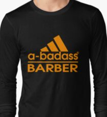 BARBER BEST COLLECTION 2017 Long Sleeve T-Shirt