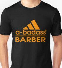 BARBER BEST COLLECTION 2017 Unisex T-Shirt
