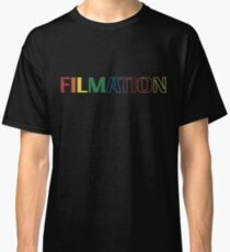 Filmation COLOR 80'S Logo T-Shirt Classic T-Shirt